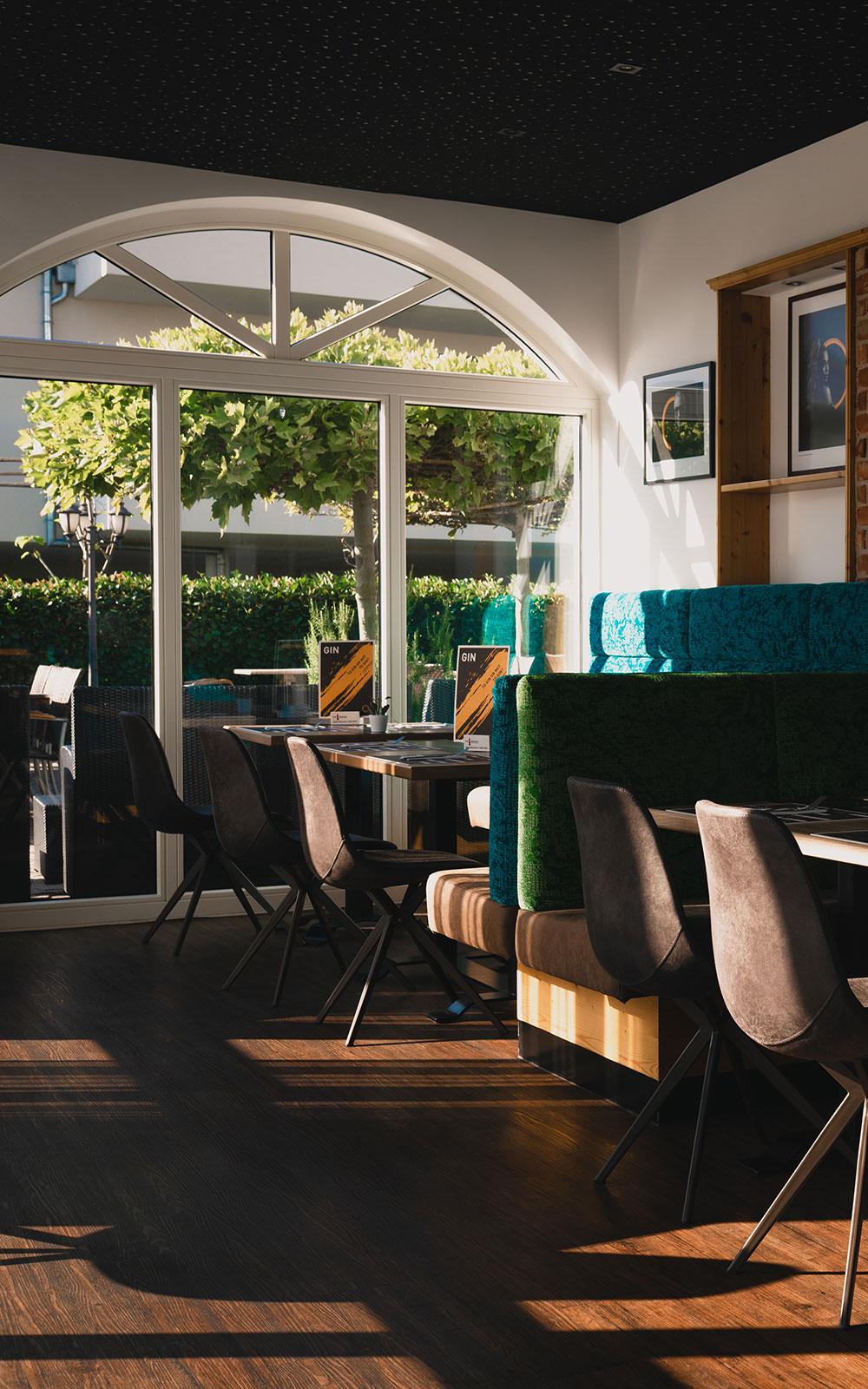 Restaurant & Bar im schönen Wittlich an der Mosel - Artisst